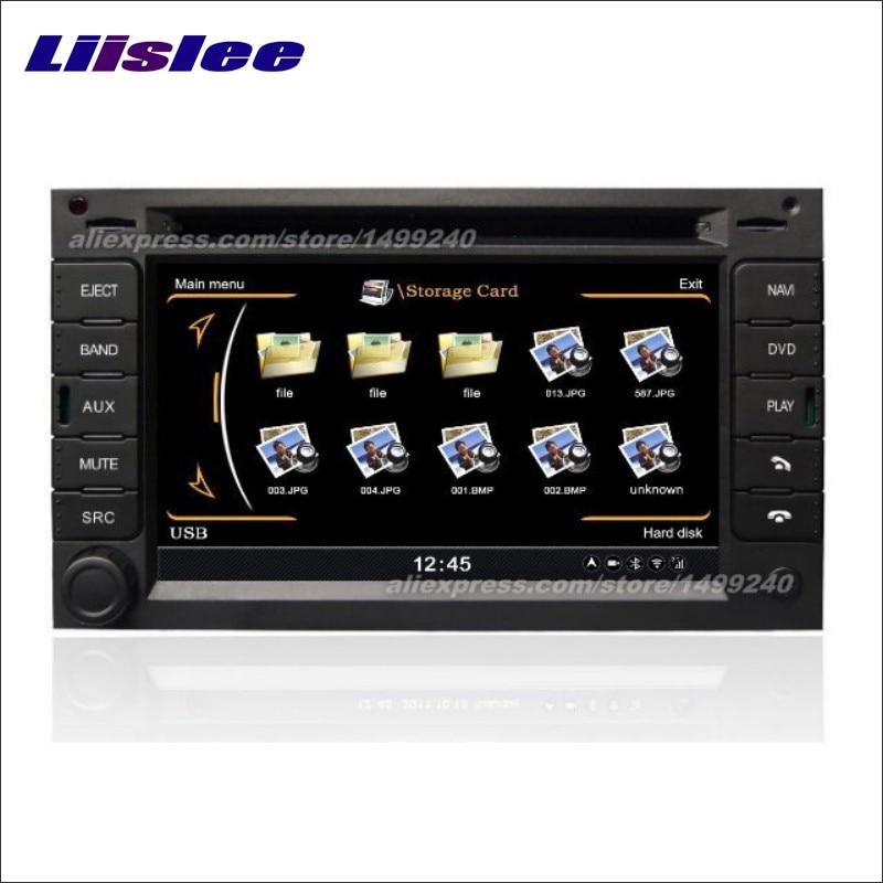 Liislee For Honda Fit 2001~2008 GPS Satellite Nav Navi Navigation Radio CD DVD Player TV HD Touch Screen S160 Multimedia System