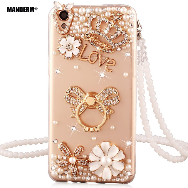 official photos 2a234 454c3 US $13.9 |oppo a37 case neo 9 Fashion Luxury Rhinestone Case Cover for Oppo  A37 5.0