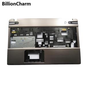 Image 2 - Billioncharmn 新パームレストカバー/ボトム東芝 P850 P855 シルバーラップトップボトムベースケースカバー