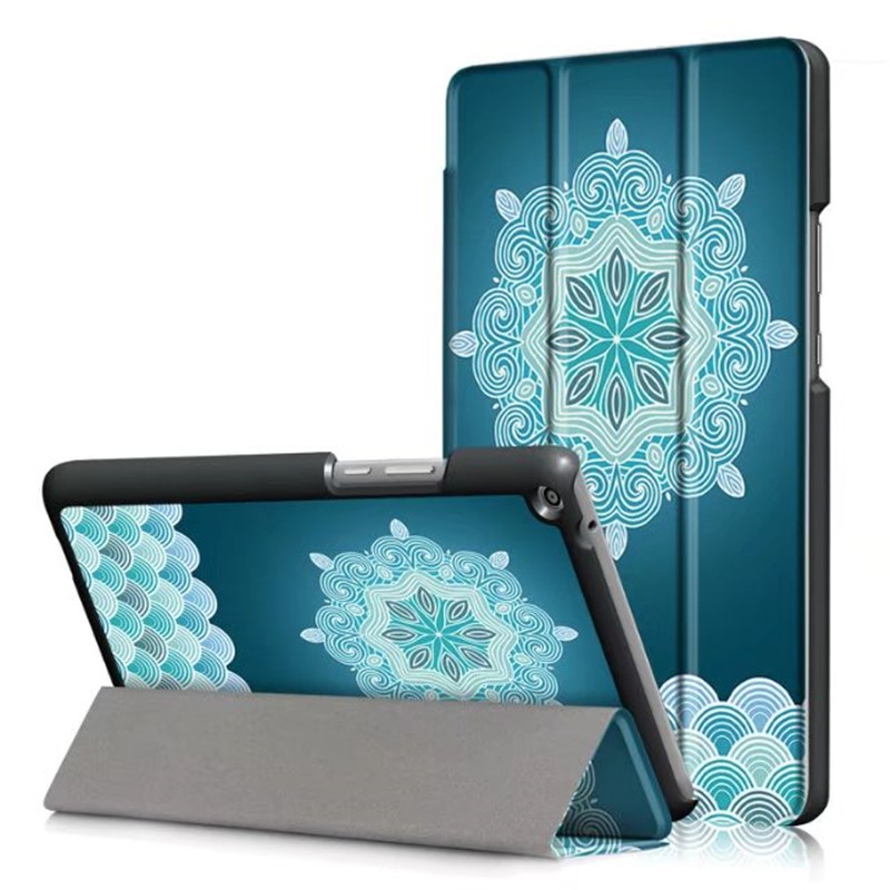Tablet Case For Huawei Media Pad T3 8.0 (KOB-L09/KOB-W09) Print Slim Back Hard Cover Case Protective for huawei t3 8 inchTablet Case For Huawei Media Pad T3 8.0 (KOB-L09/KOB-W09) Print Slim Back Hard Cover Case Protective for huawei t3 8 inch