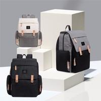39d3107b3a0 LAND Mummy Bag Nylon Mother Bag Stroller Travel Large Nursing Bag  Waterproof Backpack Outdoor Twins Baby