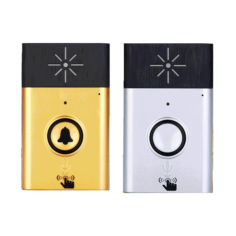 Wireless Voice Intercom Doorbell Non-visual Door phone RF 467.6375Mhz étienne bonnot de condillac art de penser