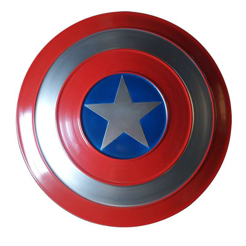 Image 2 - Captain America Shield Cosplay Props Avengers Endgame Weapon Captain America Steve Rogers Accessories Halloween PartyCostume Props   -