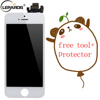 LCD Screen For IPhone 5 Lcd 5S 5C LCDs With Touch Screen Display And Digitizer Replacement