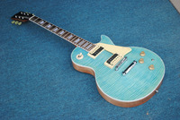 G USA Lp Classic 2015 Electric Guitar With Flamed Maple Top