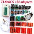 TL866CS программист 24 адаптеры Высокая скорость TL866 AVR PIC Bios 51 MCU Flash EPROM Программист Русский инструкция На Английском