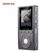 XDUOO X10 Original Portable High Resolution Lossless DSD Music Player DAP Support Optical Output 2 0
