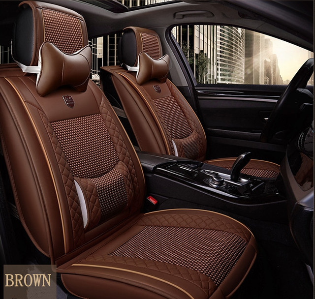 Full Set Car Seat Covers For Toyota Camry 2017 2010 Durable Comfortable