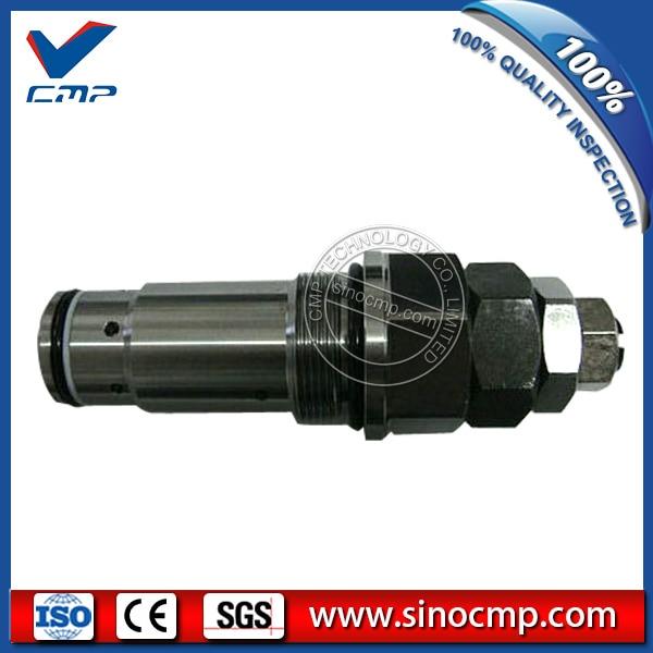 PC200-3 PC200LC-3 PC220-3 PC220LC-3 Excavator Main Control Valve 709-70-51200, Relief Valve ASS'Y