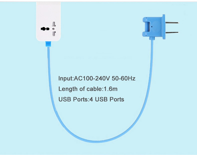 USB Power socket (8)