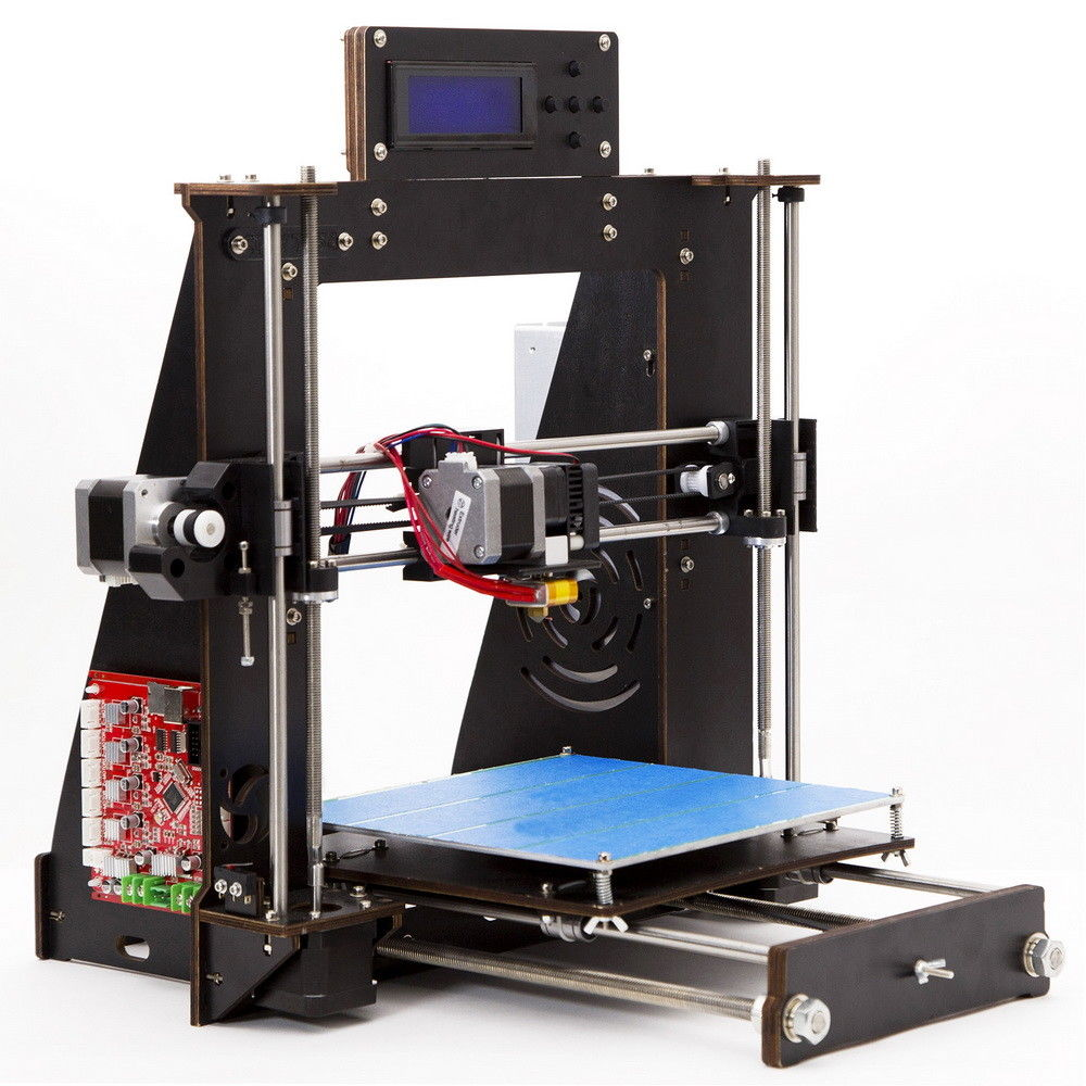 3D Printer with Power Failure Resume Printing and LCD Screen for High Precision Printing 1