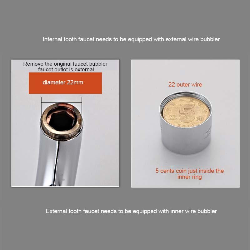 10 шт. вращающийся аэратор для экономии воды кран для кухонного крана аэратор Torneira фильтрующая насадка на кран адаптер барботер для дома