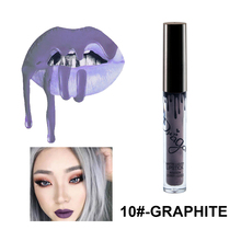 Wholesale 16pcs/set Brand Makeup liquid Matte Lipstick  High quality Waterproof Long Lasting Lip Gloss sexy Make up Cosmetic