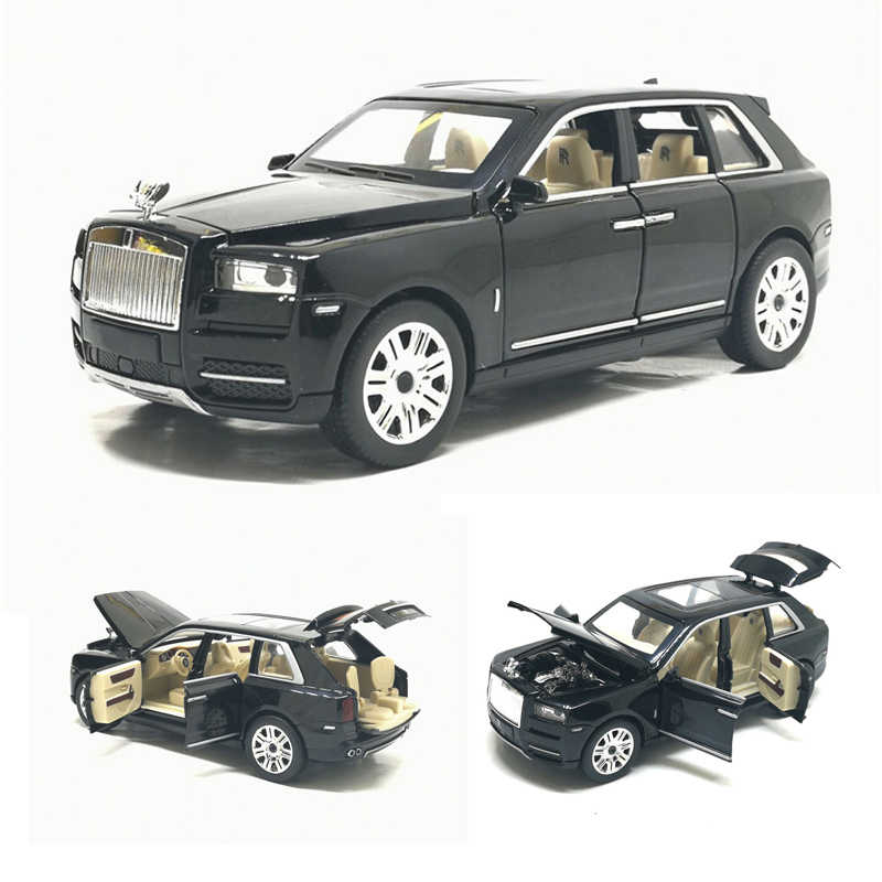 1 24 Rolls Royce Cullinan Excellent Quality Metal Car Toy Alloy Car Diecasts Toy Vehicles Car Model Toys For Kids Free Shipping Aliexpress