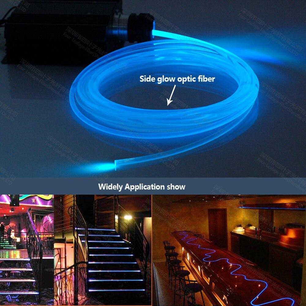 Cb kleur 45 w led glasvezel lichtbron generator voor onderwater led ...