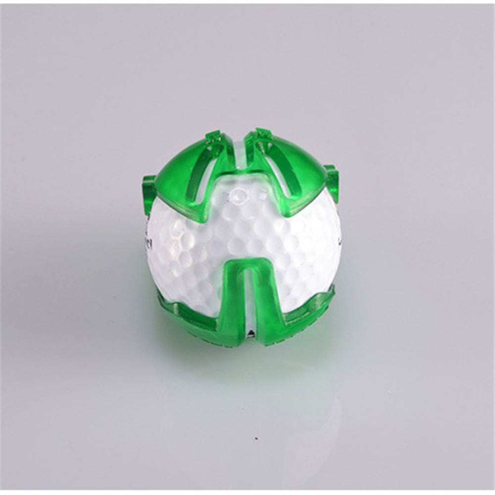 Hot Golf Ball Line Liner Marker Template Drawing Alignment Marks Putting Tool Green Golf Training Aid For Training Beginners