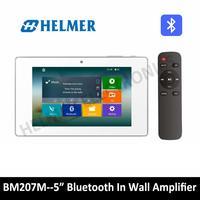 5 сенсорный экран в усилитель стены, домашнего аудио видео музыкальная система, Bluetooth цифровой усилитель, дома Театр цифровой Кино