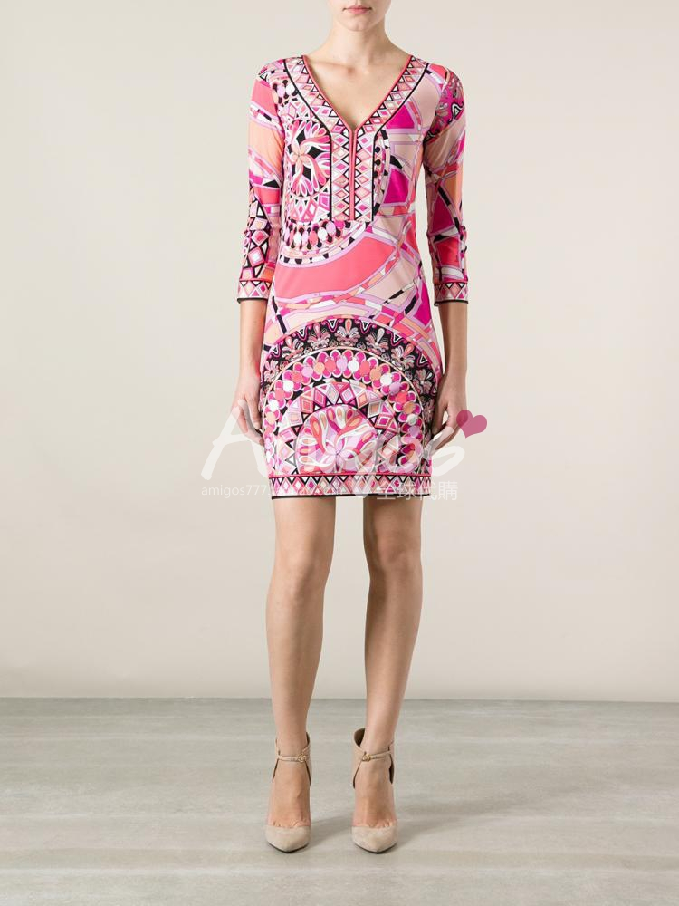 Autumn fashion and italian fashion temperament geometric for Italian style dress shirts