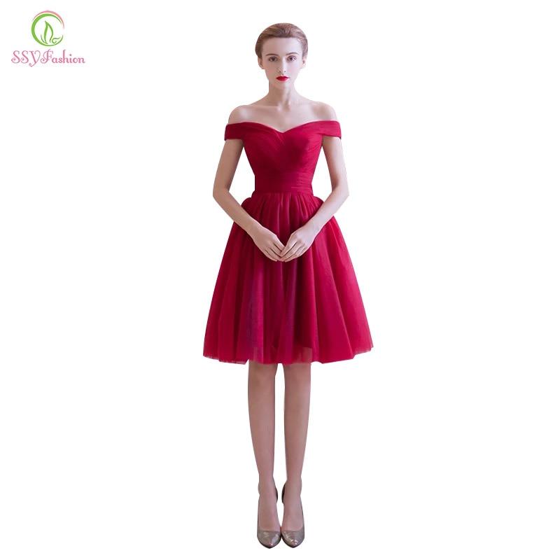 Aliexpress.com : Buy Robe De Soiree SSYFashion Sweetheart ...