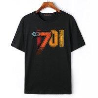 Flevans Men Star Trek Printed T Shirts Summer Short Sleeve O Neck Cotton Men S T