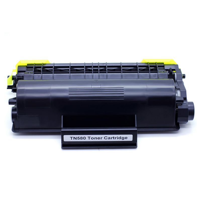 ФОТО 3PCs Replacement Toner Cartridge TN580 Compatible for Brother Printers DCP-8060 8065DN 8080DN 8085DN HL-5240 5250DN 5250DNT