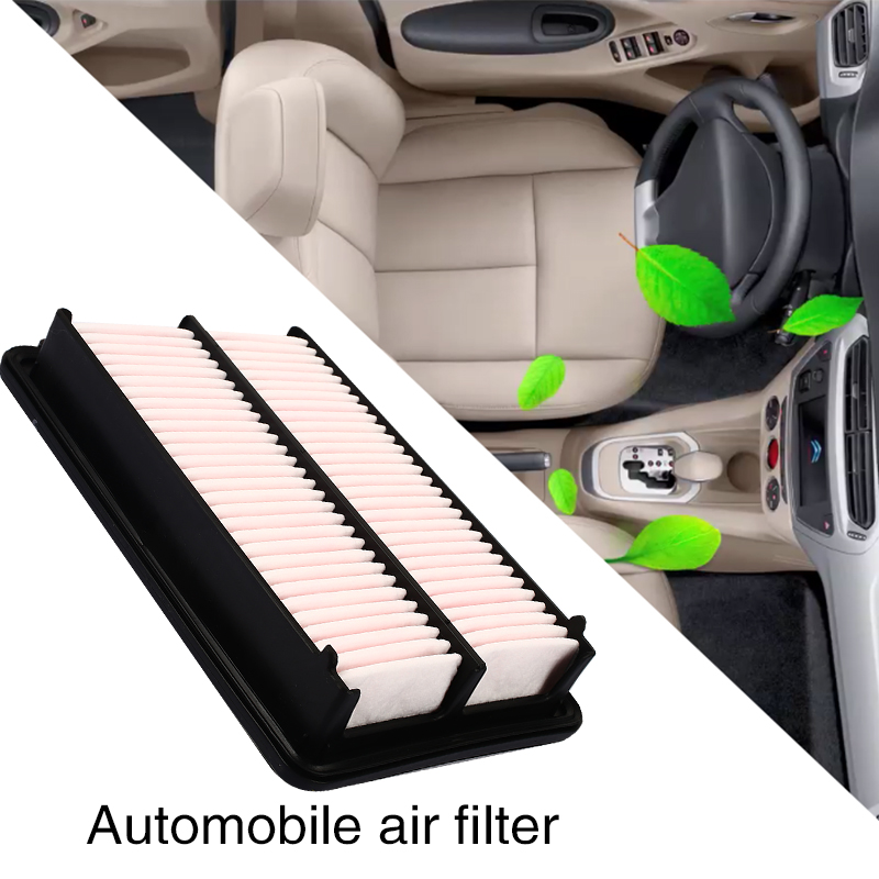 Воздушный фильтр для двигателя 17220-R6A-J00 подходит для нескольких моделей автомобилей воздушный фильтр двигателя анти-Пыльца воздушный фильтр двигателя высокого качества