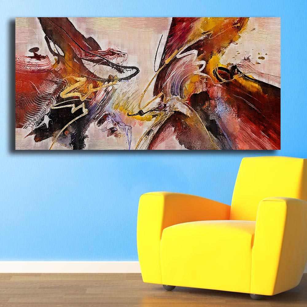 الأزياء النفط اللوحة أساسا أعرب الفن paiting ديكور المنزل على قماش الحديثة جدار الفن قماش طباعة ملصق قماش اللوحة
