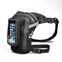 CUCYMA Outdoor travel sport bicycle riding waist bag for phone wallet Motorcycle racing backpack