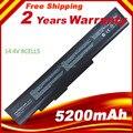 14.4 v 4400 mah 8 células bateria do portátil msi cr640dx cr640mx cx640dx cx640mx a6400 cr640 cx640 a32-a15 a41-a15 a15