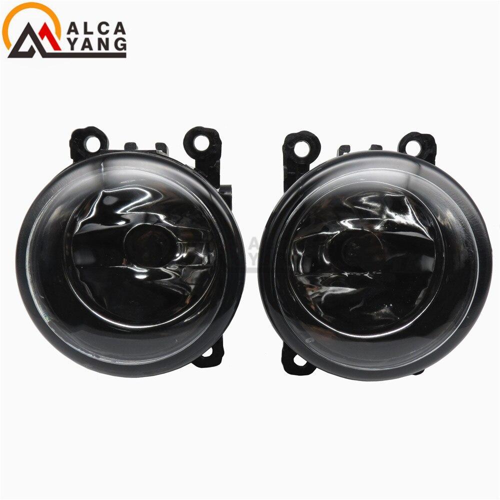 Angel Eyes For RENAULT LAGUNA Coupe DT0/1 2007-2015 6000K CCC Front Fog Lamps Fog Lights Halogen LED Car Styling 1 SET