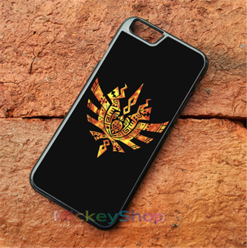 Monster Hunter 4 Ultimate Symbol Fashion Case Cover Cover For Iphone