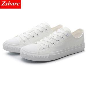 Image 3 - Thương hiệu Giày Vải Nam Giày Sneakers Cổ Điển cho Nam Giày Âu Đen Trắng Vàng Nam Lưu Hóa Giày cột dây Đế Plus kích thước 35 44