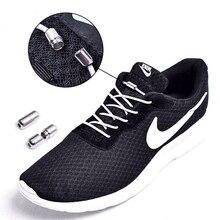 1 Pair new no tie shoelaces elastic round shoelace kids adult sneaker shoe laces lazy quick Shoe Lace unisex 25 color T3-1