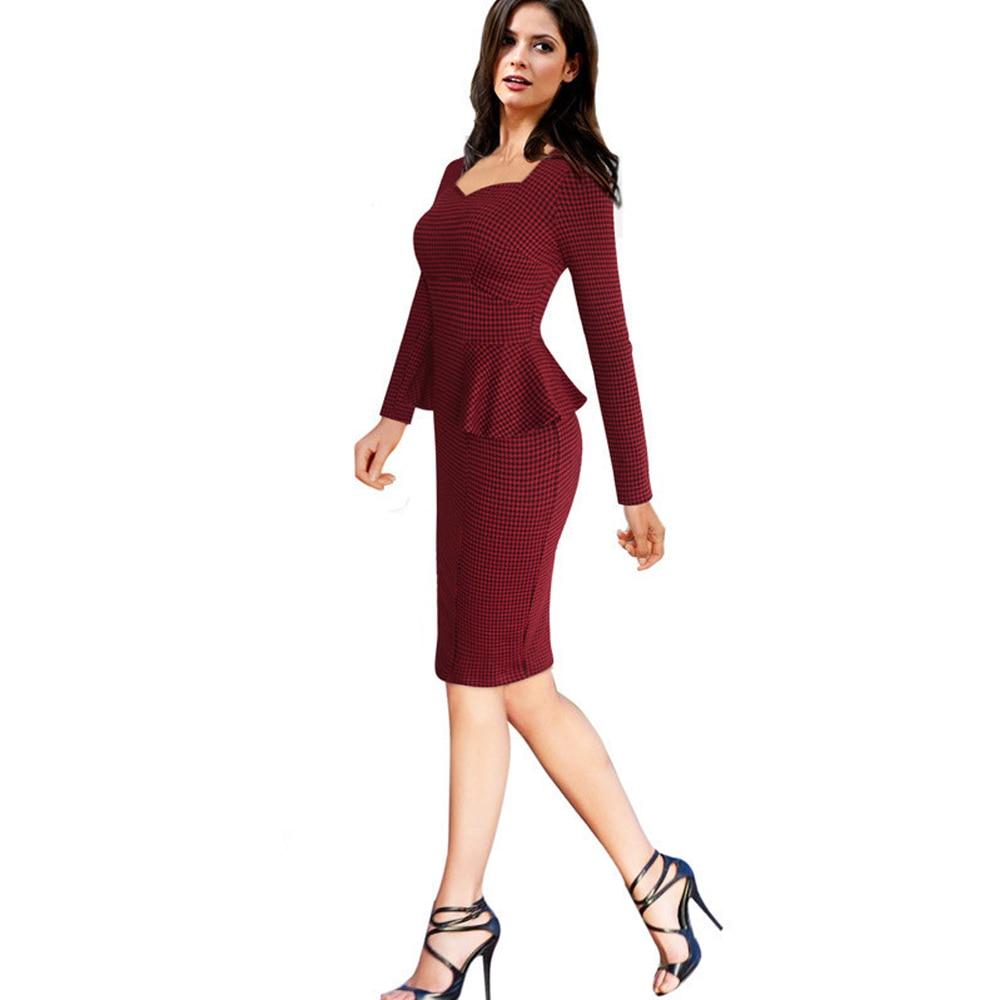 Online Get Cheap Red Business Dress -Aliexpress.com   Alibaba Group