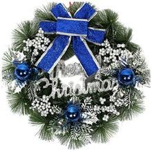 Azul Corona De Navidad  Compra lotes baratos de Azul Corona De