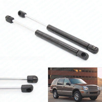 2Pcs Auto Gas Charged Struts Car Lift Support For 1997 2001 Mercury Mountaineer For Ford Explorer