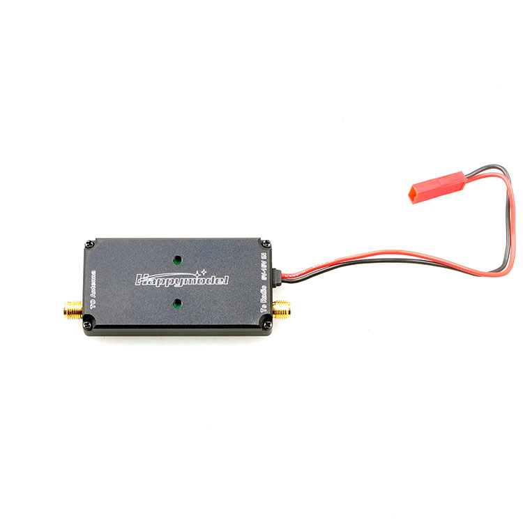 F16682 FPV 2.4G 2W 2000mW Mini Radio Signal Booster Amplifier Module for  Phantom RC Transmitter FPV Extend Range wholesale 1pcs 5 8ghz fpv transmitter rf signal amplifier amp for airplane helicopter model