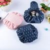 Toiletry Wash Cosmetic Bag Makeup Storage Case Organizer Mermaid-Color Drawstring shrink Women Fashion Travel Accessories Items 1