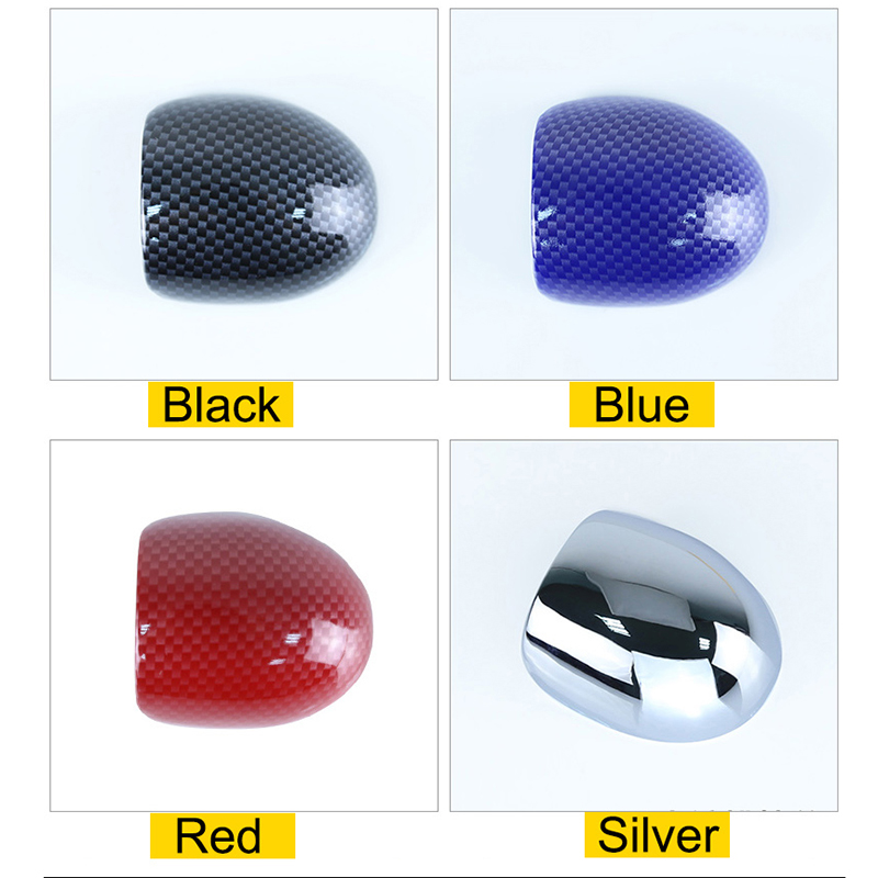 Image 5 - 4D Carbon fiber Car Gear Shift Knob Gear Head Cover Sticker for Kia Sportage R Cerato K3 K4 K5 Sorento 2011 2012 2013 2014 2015-in Car Stickers from Automobiles & Motorcycles