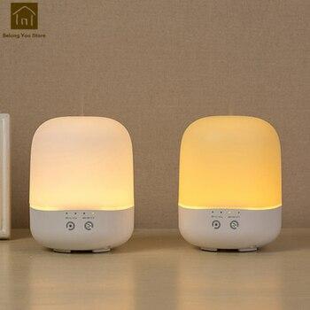 Air Ultrasonic Humidifier Aroma Essential Oil Incense Censer Fragrance Lamp Aroma Diffuser Bottle Clean Air Equipment QKN022