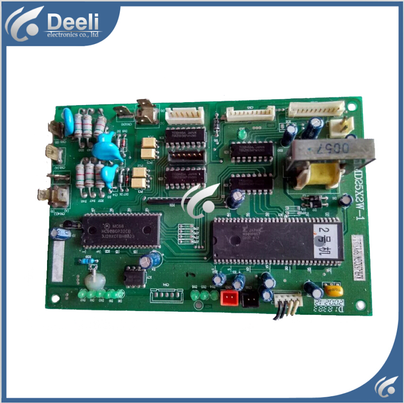 95% new Original for air conditioning computer board MD25X2W-1 KFR-25X2GW/BPY.D.2 board good working 95% new used original for air conditioning computer board motherboard 2p091557 1 rx56av1c pc board