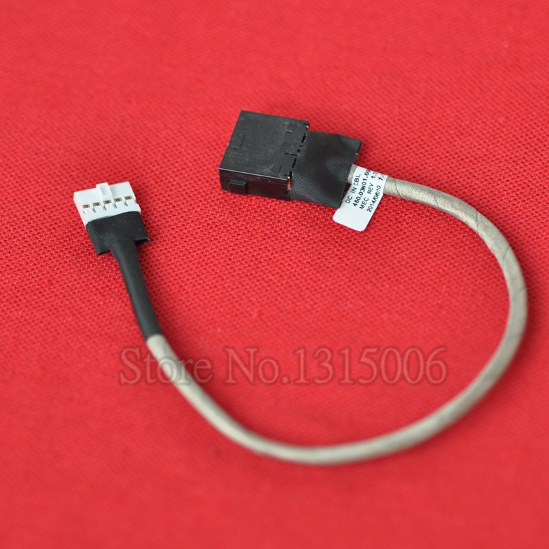 New Laptop Ac Dc Power Jack Socket Connector Cable Harness For Lenovo Ideapad M50-70 M50-80 S41-70 S41-75 S41-35 U41 U41-70 Good Companions For Children As Well As Adults Back To Search Resultscomputer & Office