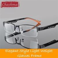 Chashma Vendita Calda Occhiali Prodotto Finito Telaio Dell'ottica Singolo Vision Uomini Occhiali di Moda Miopia