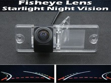 For Mitsubishi Pajero 2009 2010 2011 2012 1080P Fisheye Lens Trajectory Tracks Rear view Camera  waterproof Car Reverse Camera цена