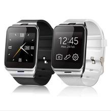 2016 Impermeable Aplus GV18 reloj teléfono Inteligente NFC wrist Camera tarjeta SIM reloj Smartwatch para Samsung Android Teléfono PK DZ09 GT08