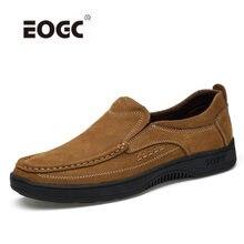 Мужская обувь из натуральной кожи; Осенняя Водонепроницаемая