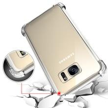 A prueba de choques de la armadura cubierta de silicona para Samsung Galaxy J4 J6 A6 A8 2018 S8 S9 más A3 A5 A7 J3 J5 J7 2016 2017 S7 borde caso Nota 8 9