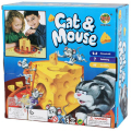 Cat and Mouse Eat Cheese Kids Children Great Family Fun Game