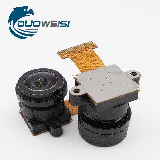 OV5640 verwenden für Sport DV, Intelligente parkplatz ausrüstung 180 grad kamera modul 24PIN 0,5 MM Pitch
