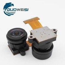 Uso de ov5640 para dv dos esportes, passo inteligente do módulo 24pin 180mm da câmera do equipamento de estacionamento de 0.5 graus